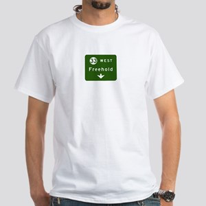 Freehold, NJ Parkway Exit T-Shirt
