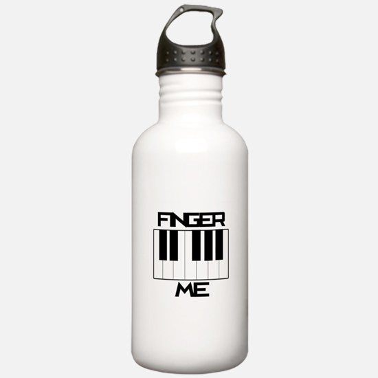 SensualPiano Water Bottle