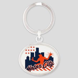 Motor City Keychains