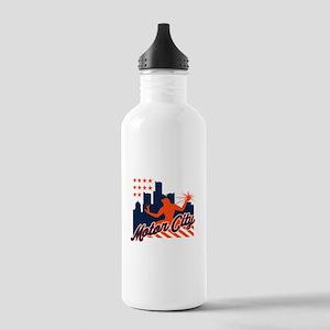 Motor City Water Bottle
