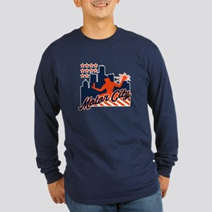 Motor City Long Sleeve T-Shirt