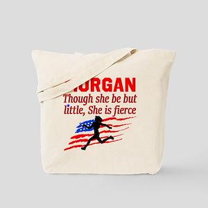 RUN TRACK Tote Bag