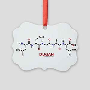 Dugan molecularshirts.com Ornament