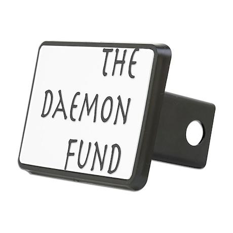 The Daemon Fund Original Logo Rectangular Hitch Co