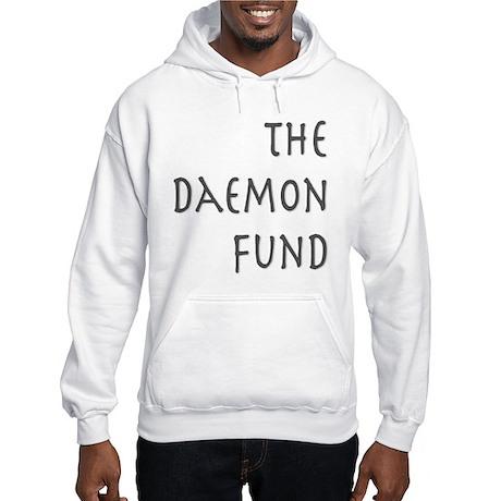 The Daemon Fund Original Logo Hooded Sweatshirt