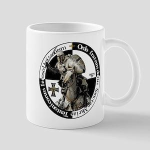 Ordo Teutonicorum Knight 01 Mug