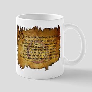 charmed invoking spell Mug