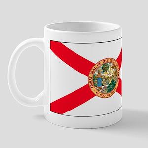Florida Sunshine State Flag Mug