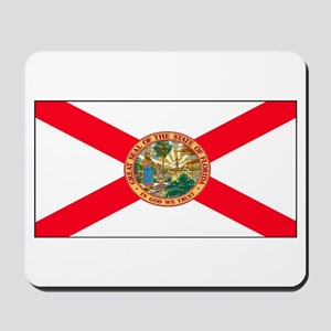 Florida Sunshine State Flag Mousepad
