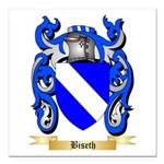 Biseth Square Car Magnet 3
