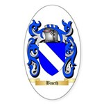 Biseth Sticker (Oval 50 pk)