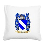 Biseth Square Canvas Pillow