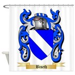 Biseth Shower Curtain