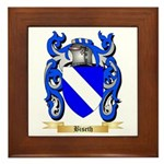 Biseth Framed Tile