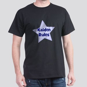 Kaiden Rules Dark T-Shirt