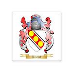 Bischof Square Sticker 3