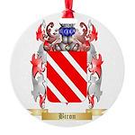 Biron Round Ornament