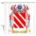 Biron Shower Curtain
