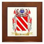 Biron Framed Tile