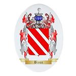Biron Ornament (Oval)