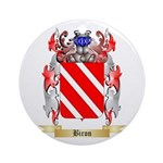 Biron Ornament (Round)