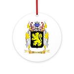 Birnzweig Ornament (Round)