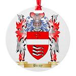Birny Round Ornament