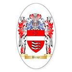 Birny Sticker (Oval 10 pk)