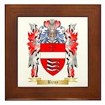 Birny Framed Tile