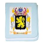 Birnstock baby blanket