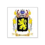 Birnstein Square Sticker 3