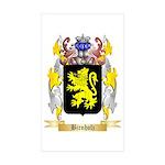 Birnholz Sticker (Rectangle 10 pk)