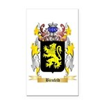 Birnfeld Rectangle Car Magnet