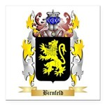 Birnfeld Square Car Magnet 3