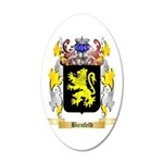 Birnfeld 20x12 Oval Wall Decal