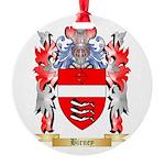 Birney Round Ornament