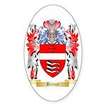 Birney Sticker (Oval 50 pk)