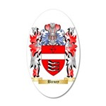 Birney 35x21 Oval Wall Decal