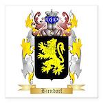 Birndorf Square Car Magnet 3