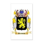 Birnboim 35x21 Wall Decal