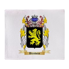 Birnboim Throw Blanket