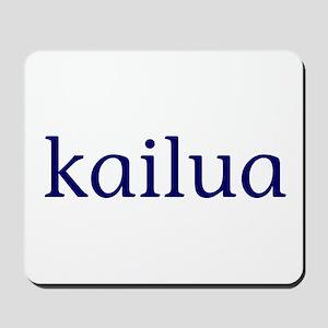 Kailua Mousepad