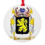 Birnbaum Round Ornament