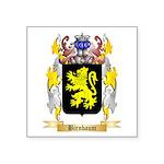 Birnbaum Square Sticker 3