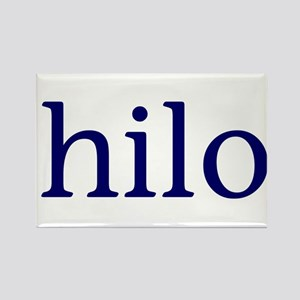 Hilo Rectangle Magnet