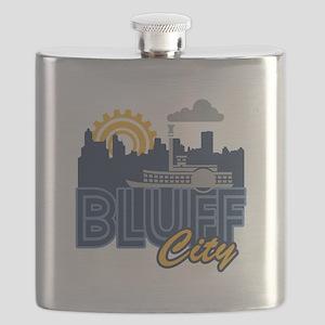 Bluff City Flask