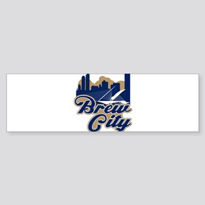 Brew City Bumper Sticker