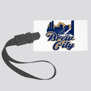 Brew City Luggage Tag