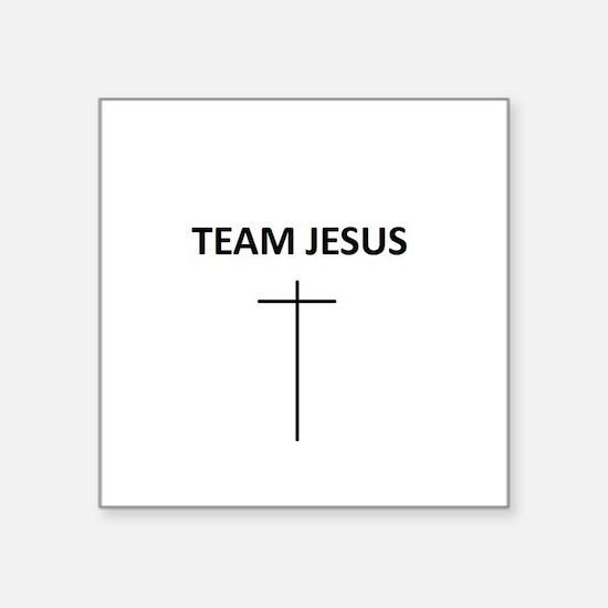 Team Jesus Sticker