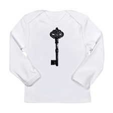 Skeleton Key Long Sleeve Infant T-Shirt